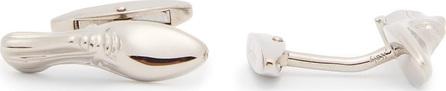 Berluti Alessandro silver cufflinks