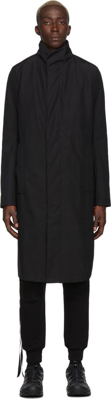 11 By Boris Bidjan Saberi Black Insulated Coat