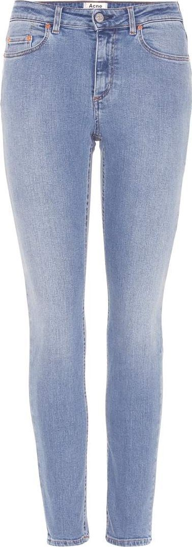 Acne Studios Skin 5 Mid Vintage skinny jeans