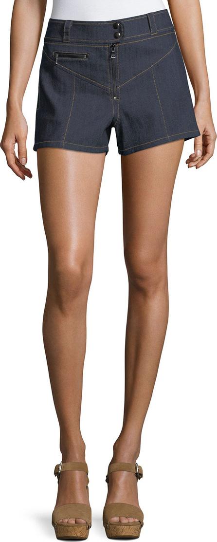 Cinq A Sept Tous Les Jours Tobie Denim Shorts