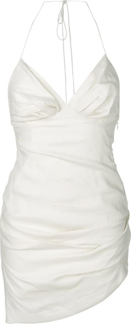 Jacquemus Asymmetric V-neck dress