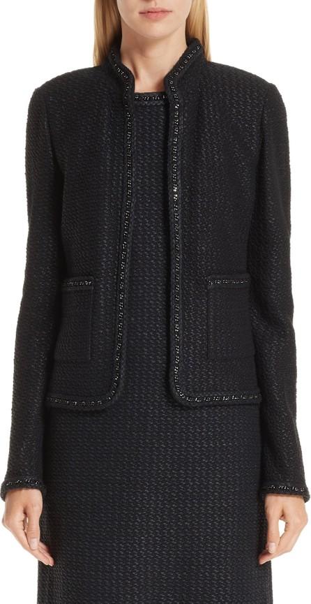 St. John Adina Knit Short Jacket