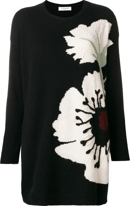 Valentino Short floral dress
