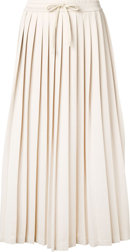 Gucci Webbing pleated skirt