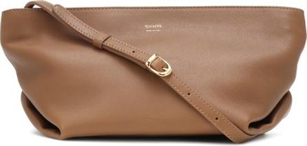 Khaite Adeline leather crossbody bag