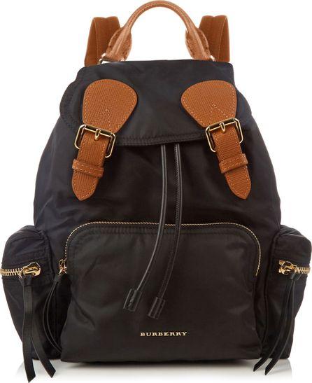 Burberry London England Medium nylon backpack