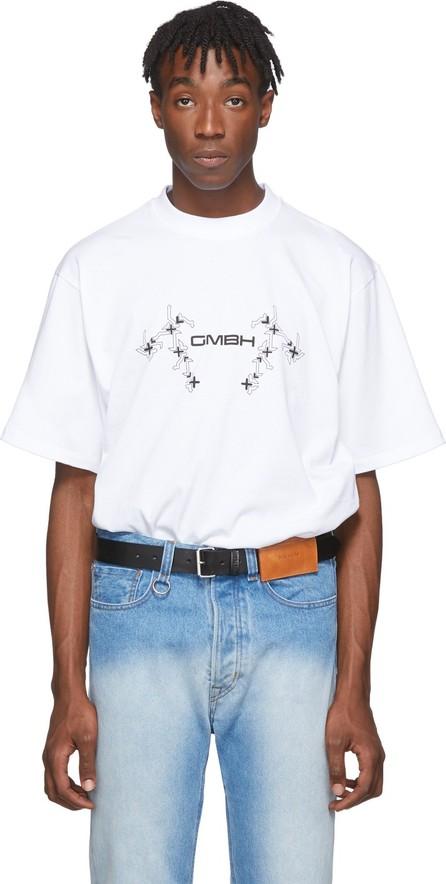 GmbH White Birk T-Shirt