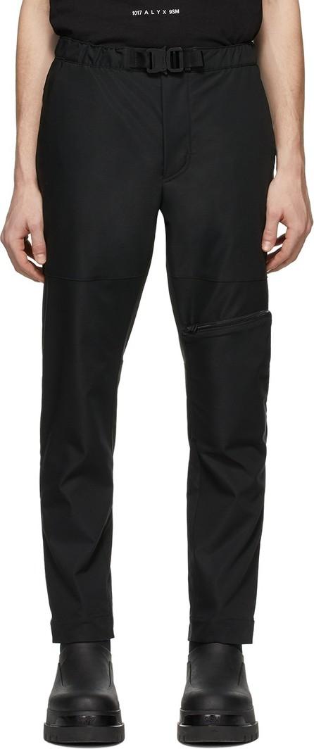 Moncler Genius 6 Moncler 1017 Alyx 9SM Black Sport Trousers