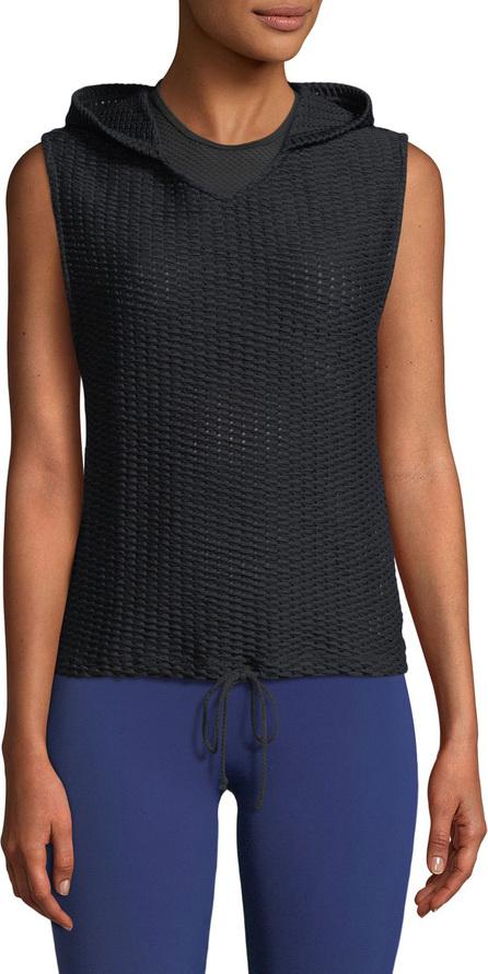 Lanston Cullen Hooded Pullover Vest