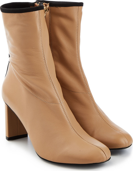 Joseph Plotino Leather Ankle Boots