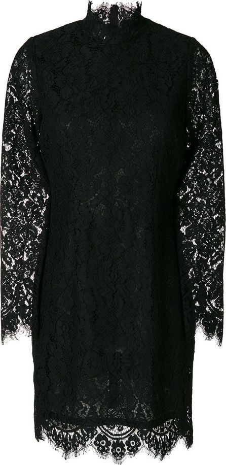 Ganni Jerome floral lace dress