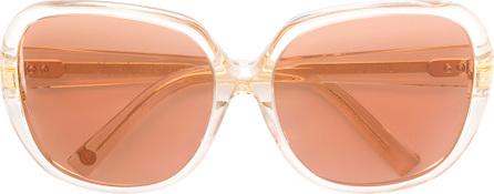 DITA Square tinted sunglasses