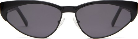 Andy Wolf Volta cat-eye metal and acetate sunglasses