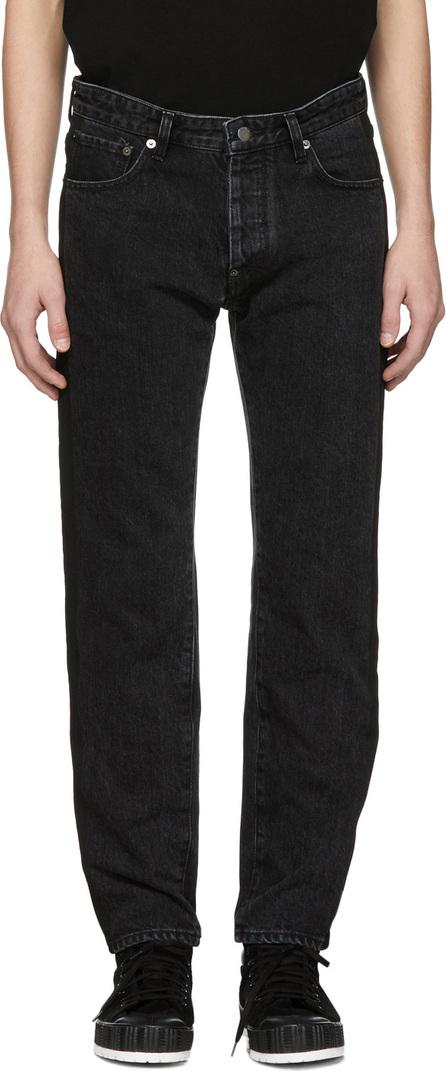 Ambush Black Nobo Stripe Jeans
