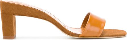 LOEWE Mule slides