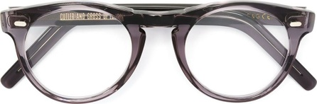 CUTLER AND GROSS round frame glasses