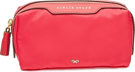 Anya Hindmarch Girlie Stuff Fabric Pouch
