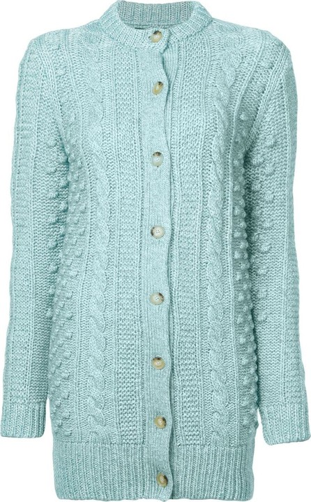 Alexachung cable knit cardigan