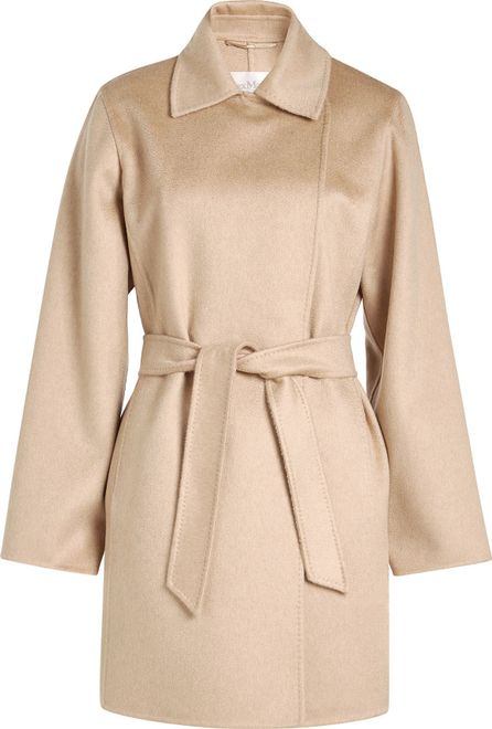 Max Mara Parana Belted Cashmere Coat