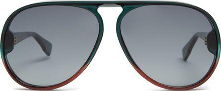 Dior Diorlia aviator sunglasses