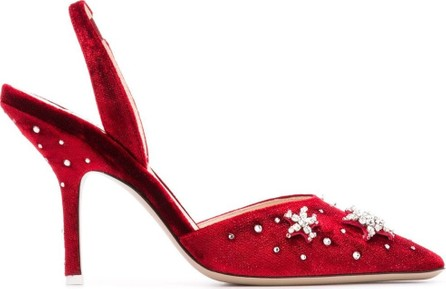 Attico star embellished pumps