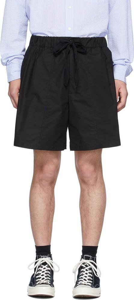 J.W.Anderson Black Drawstring Shorts