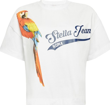 Stella Jean Printed Cotton T-Shirt
