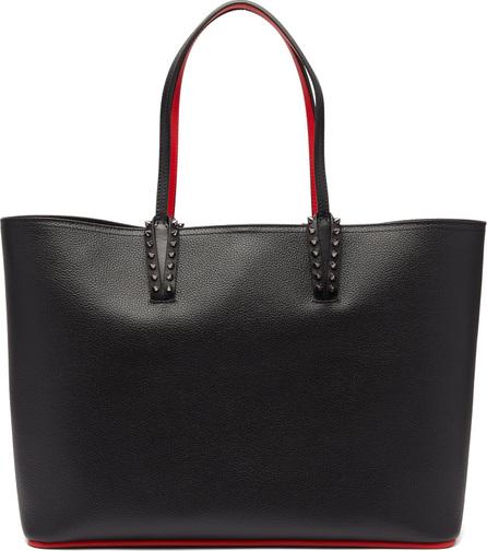 Christian Louboutin Cabata spike-embellished leather tote