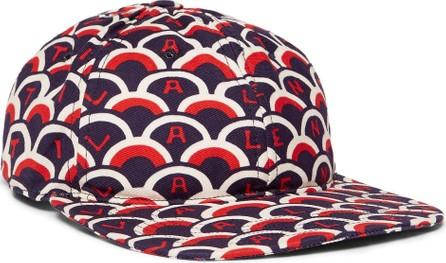 Valentino Printed Cotton-Twill Baseball Cap