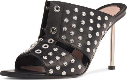 Alexander McQueen Studded Mule Sandal