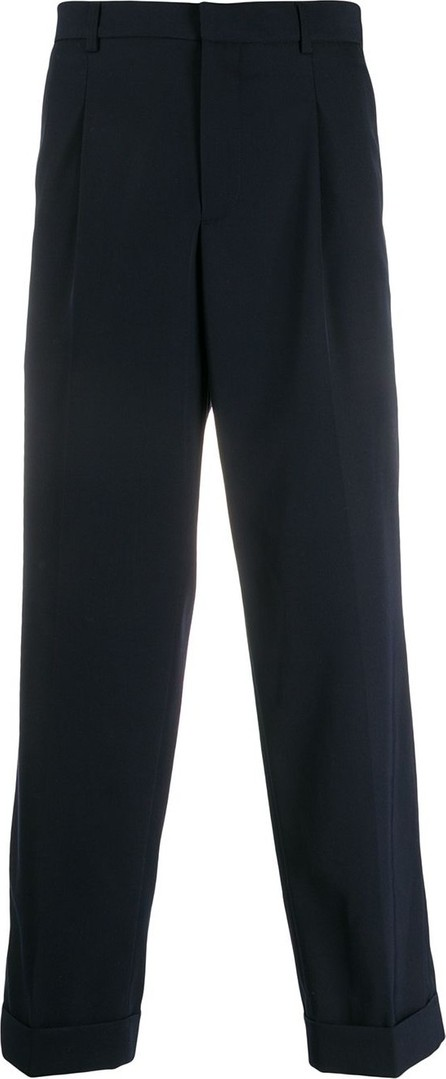A.P.C. Cropped tailored-style trousers