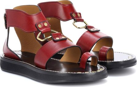 Isabel Marant Nindle leather sandals