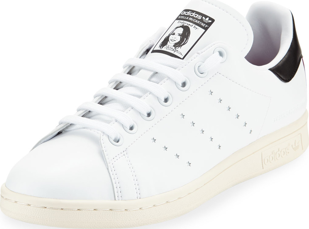 Stella McCartney Stan Smith Collab Sneaker in White - Mkt 39064ebe1