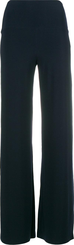 Norma Kamali Straight-leg trousers
