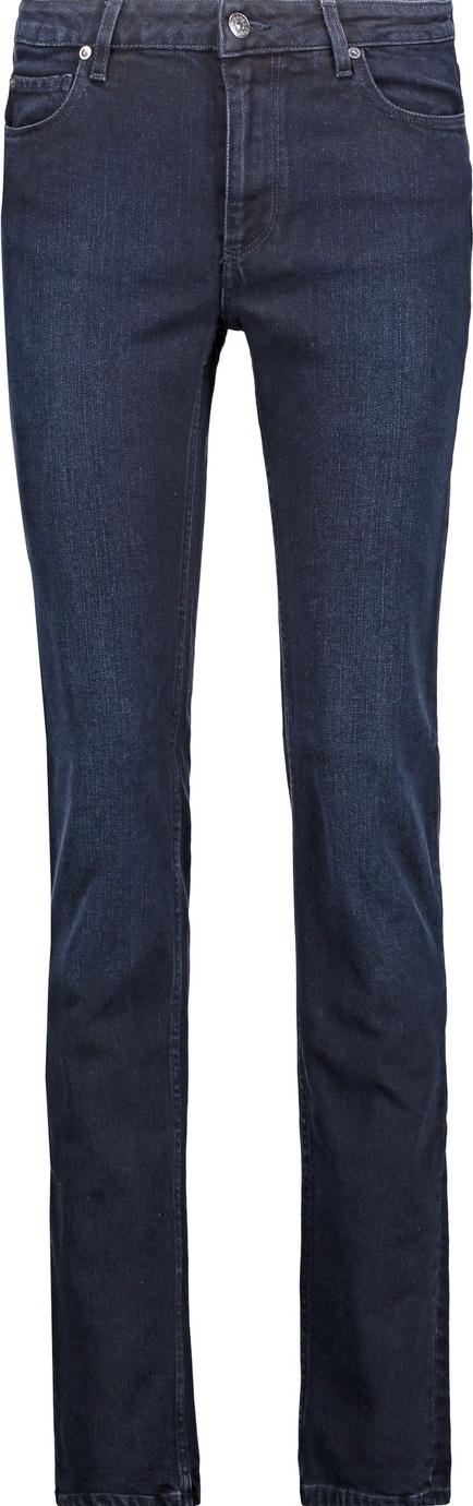 Acne Studios Coco Blue mid-rise slim-leg jeans