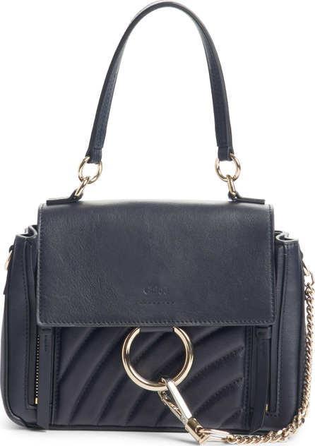 Chloe Mini Faye Day Leather Satchel