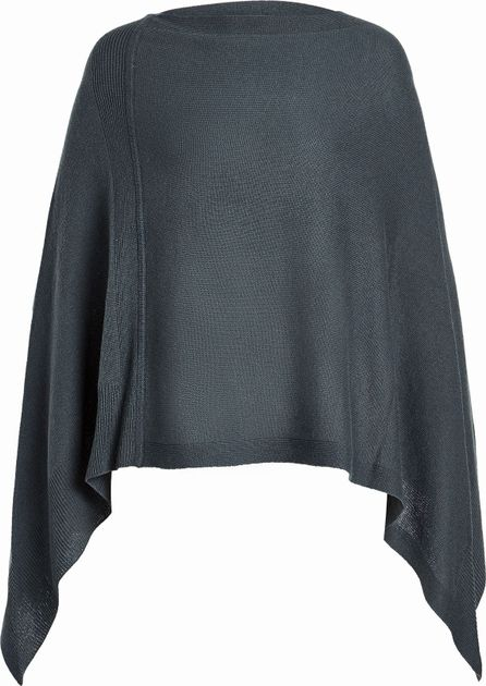 81hours Cashmere Poncho