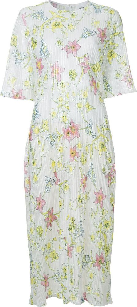 Georgia Alice Pageant floral dress