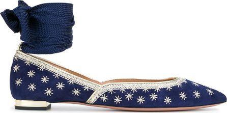Aquazzura Blifla ballerina shoes