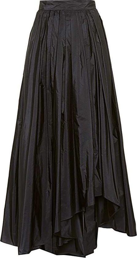 Max Mara Tarallo silk-blend skirt