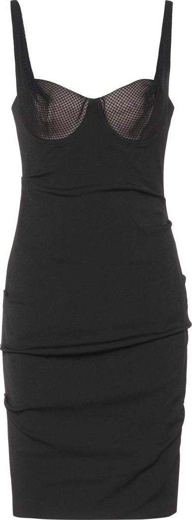 Alexander Wang Sleeveless cotton-blend dress
