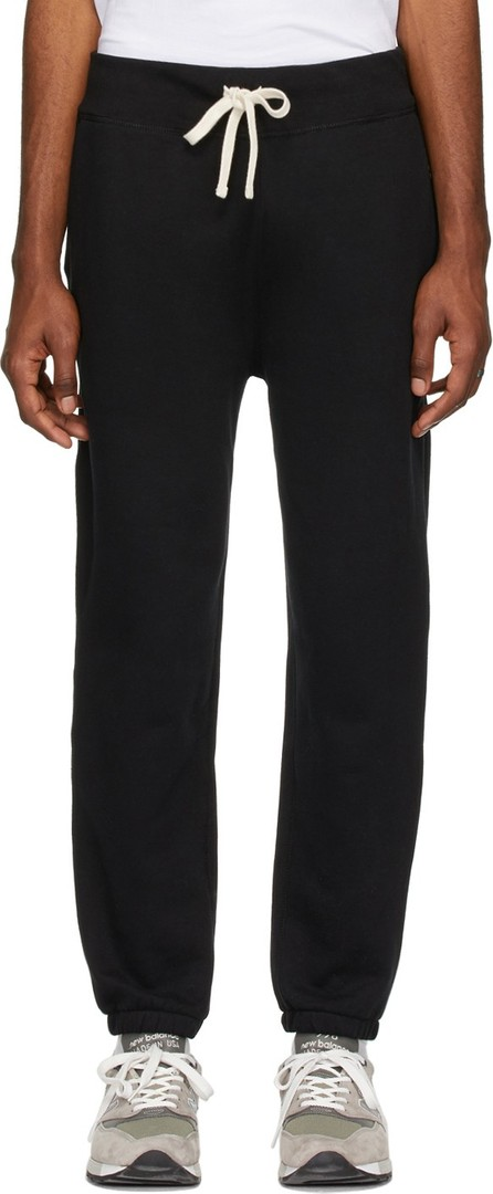Polo Ralph Lauren Black Classic Lounge Pants