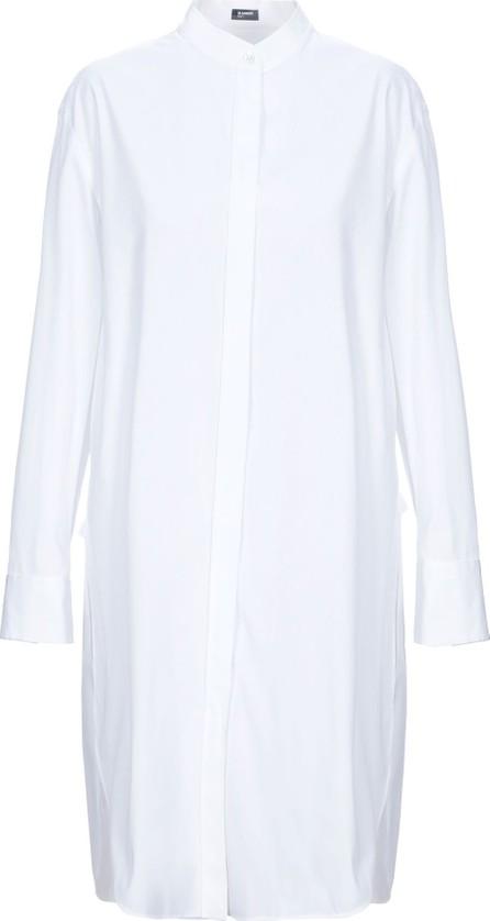 Jil Sander Navy Solid Color Shirts & Blouses