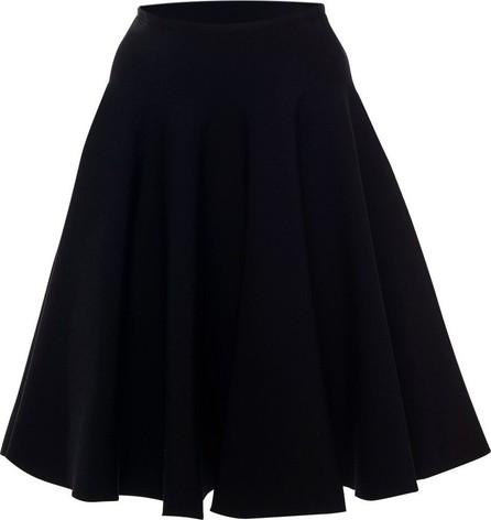 Azzedine Alaia Stretch-Knit Mini Skirt