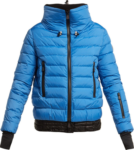 Moncler Vonne quilted down jacket