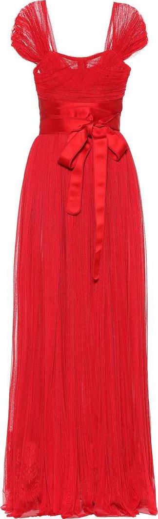 Dolce & Gabbana Silk gown