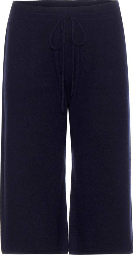 Barrie Cashmere cropped trousers