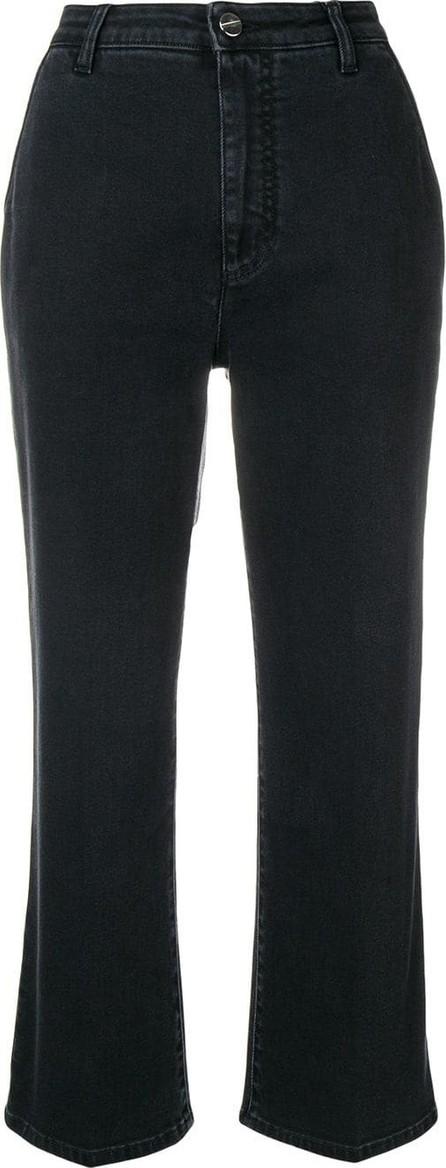 Altuzarra Cropped flare jeans