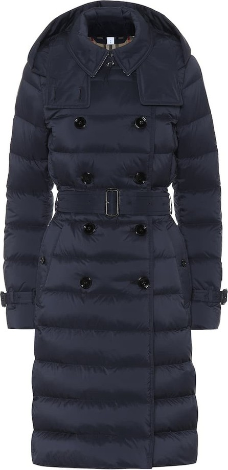 Burberry London England Quilted-down jacket