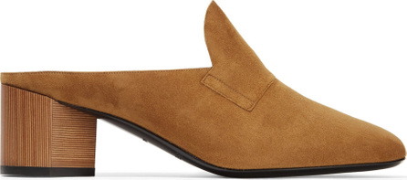 Pierre Hardy Jacno Illusion suede mules